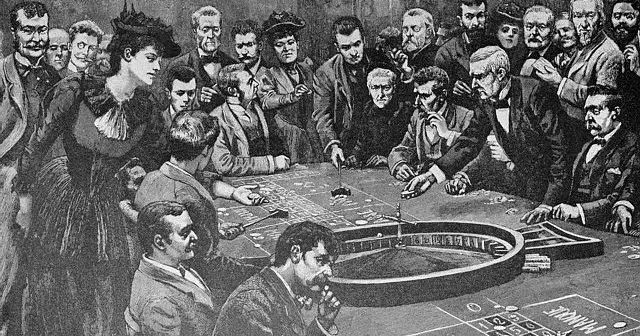 sejarah live casino online