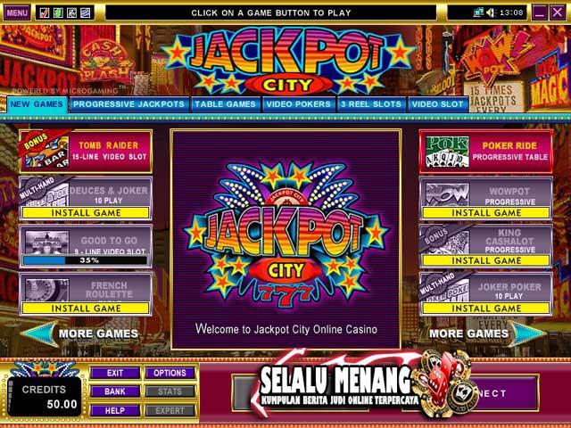 jackpot slot mesin online