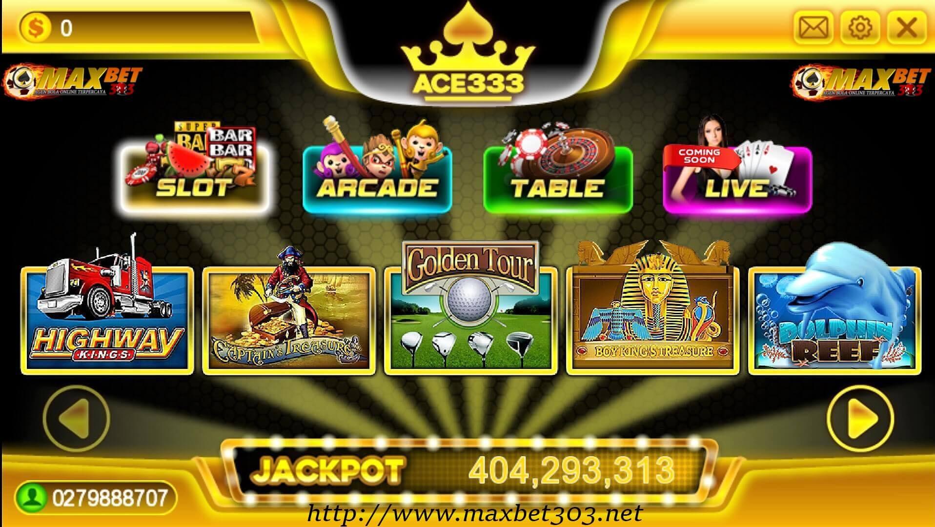 game casino online terbaru