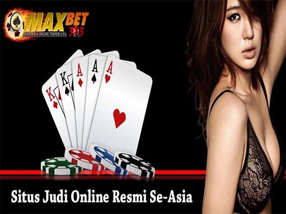 Situs Judi Online Resmi