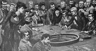 Sejarah Live casino online, sicbo, roulette, baccarat, blackjack, slot mesin