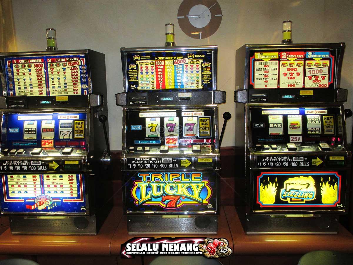 Beberapa Faktor Penentu Kemenangan Dalam Slot Online