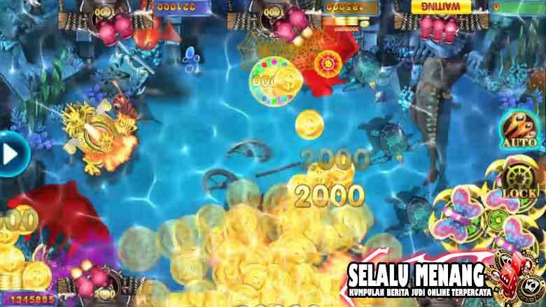 Permainan Judi Tembak Ikan Online Mudah Di Mainkan