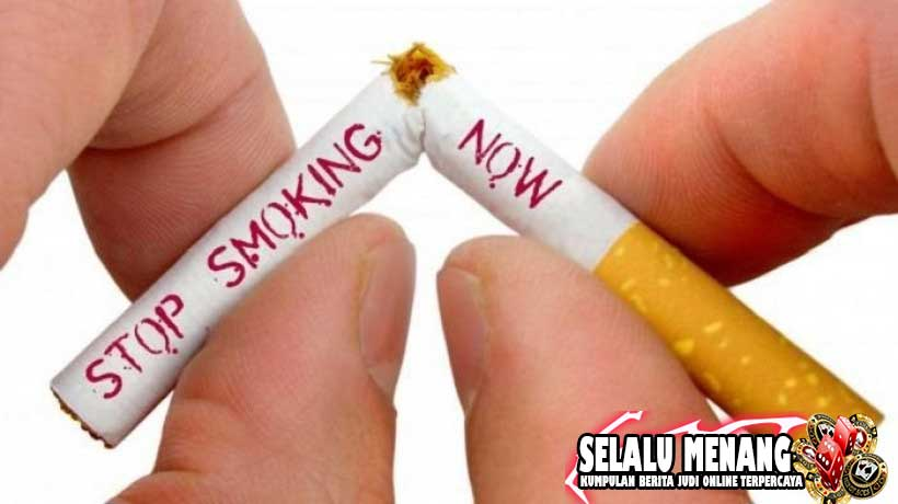 Beberapa Makanan Efektif Bantu Berhenti Dari Kecanduan Rokok